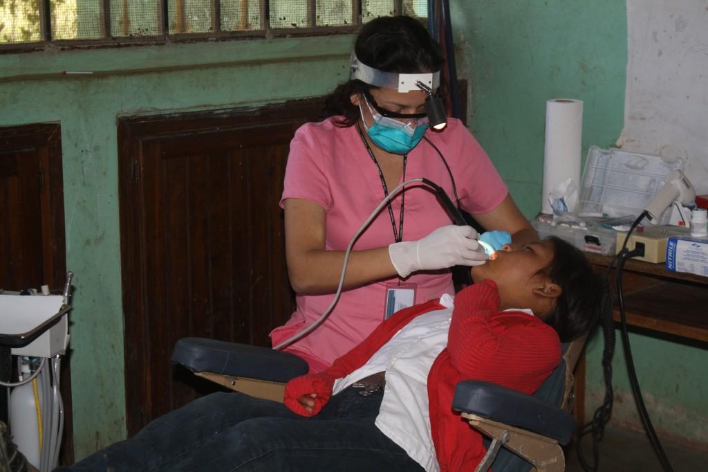 Durante el tratamiento dental.