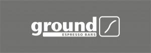 logo grey background